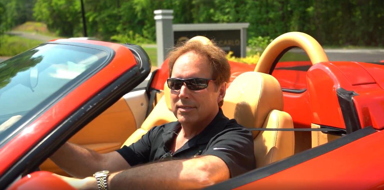 Brad Bowman of Monte Carlo Garages