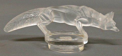 Lalique Fox