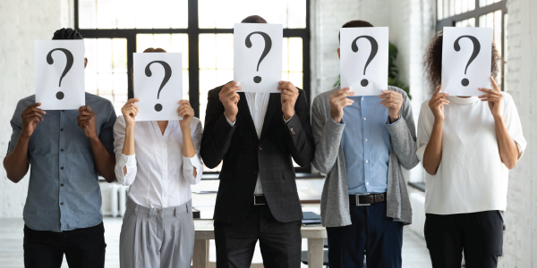 Advisers holding 5 questions
