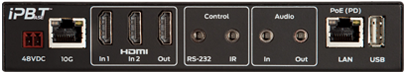 5 zc v16 31972000006099004 New products from Aurora at InfoComm Day 1   Booth 3059