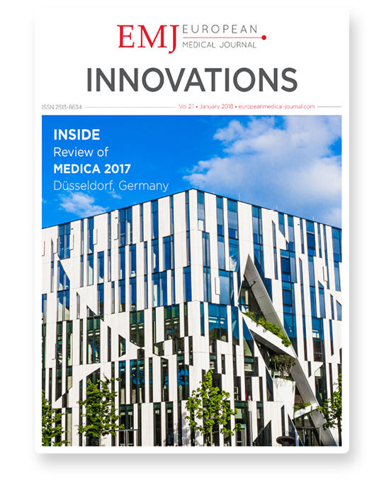 EMJ Innovations 2.1 2018 Front Cover