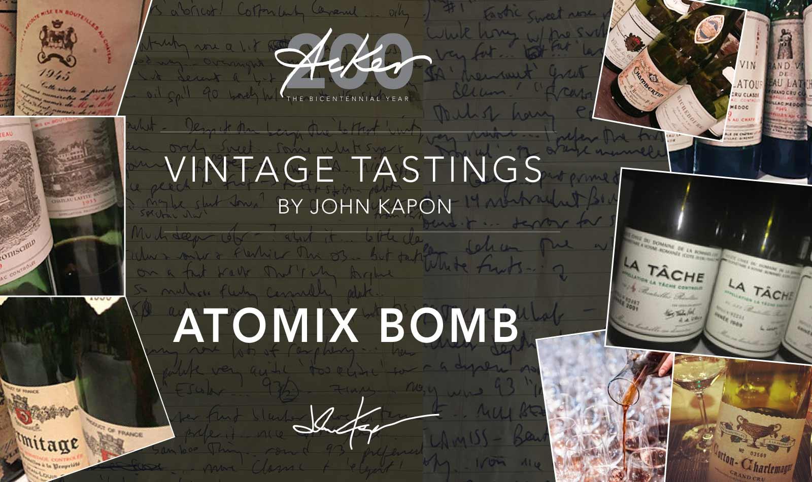 Atomix Bomb