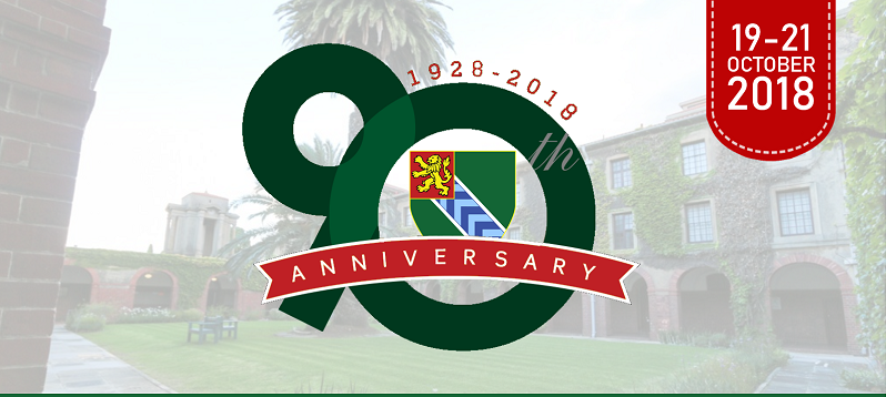Smuts Hall 90th Banner