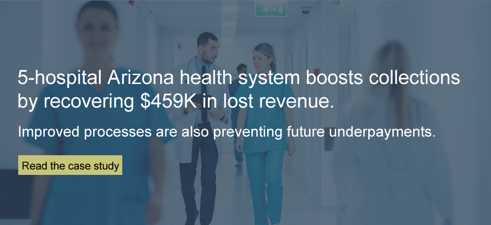 5-hospital Arizona health system  boosts collections