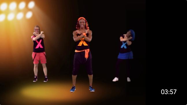 Funky Energizing Dance