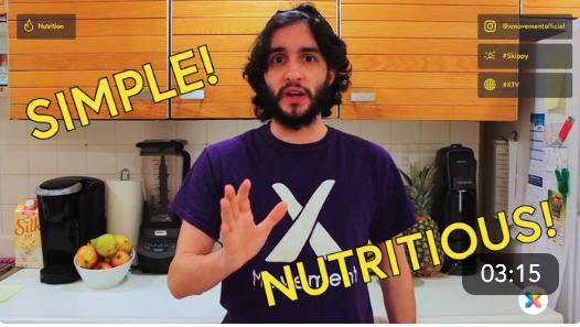 Nutrition: Simple Salad