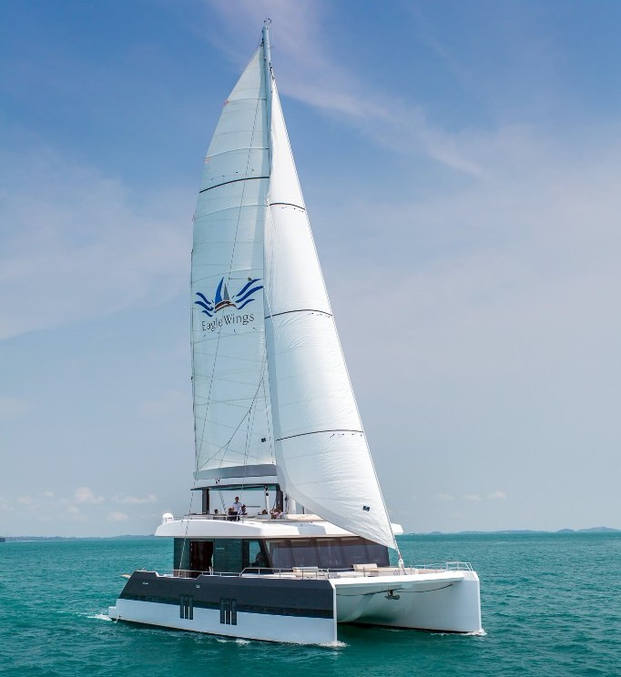Five Catamarans to see at the Singapore Yacht Show