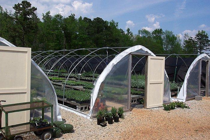 Jāderloon® Coldframe greenhouse