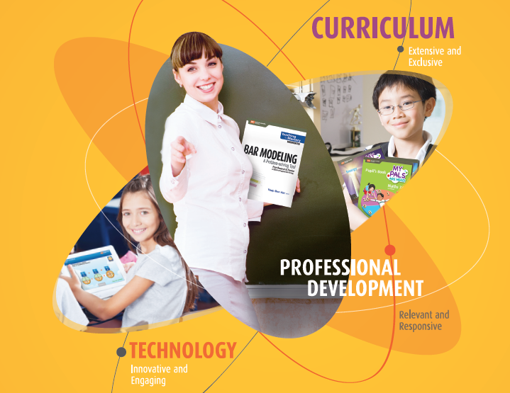 NCTM Regional Conferences Coming Soon - Singapore Math® PD Available