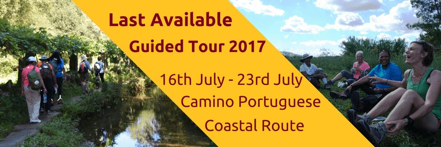 Camino Challenge 2017