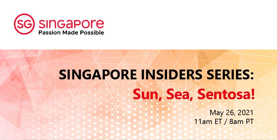 Singapore Tourism Board Presents: