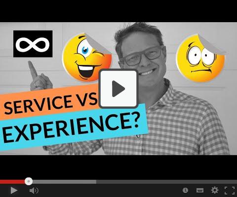 ServicevsExperience