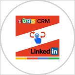 LinkedIn Finder for Zoho CRM