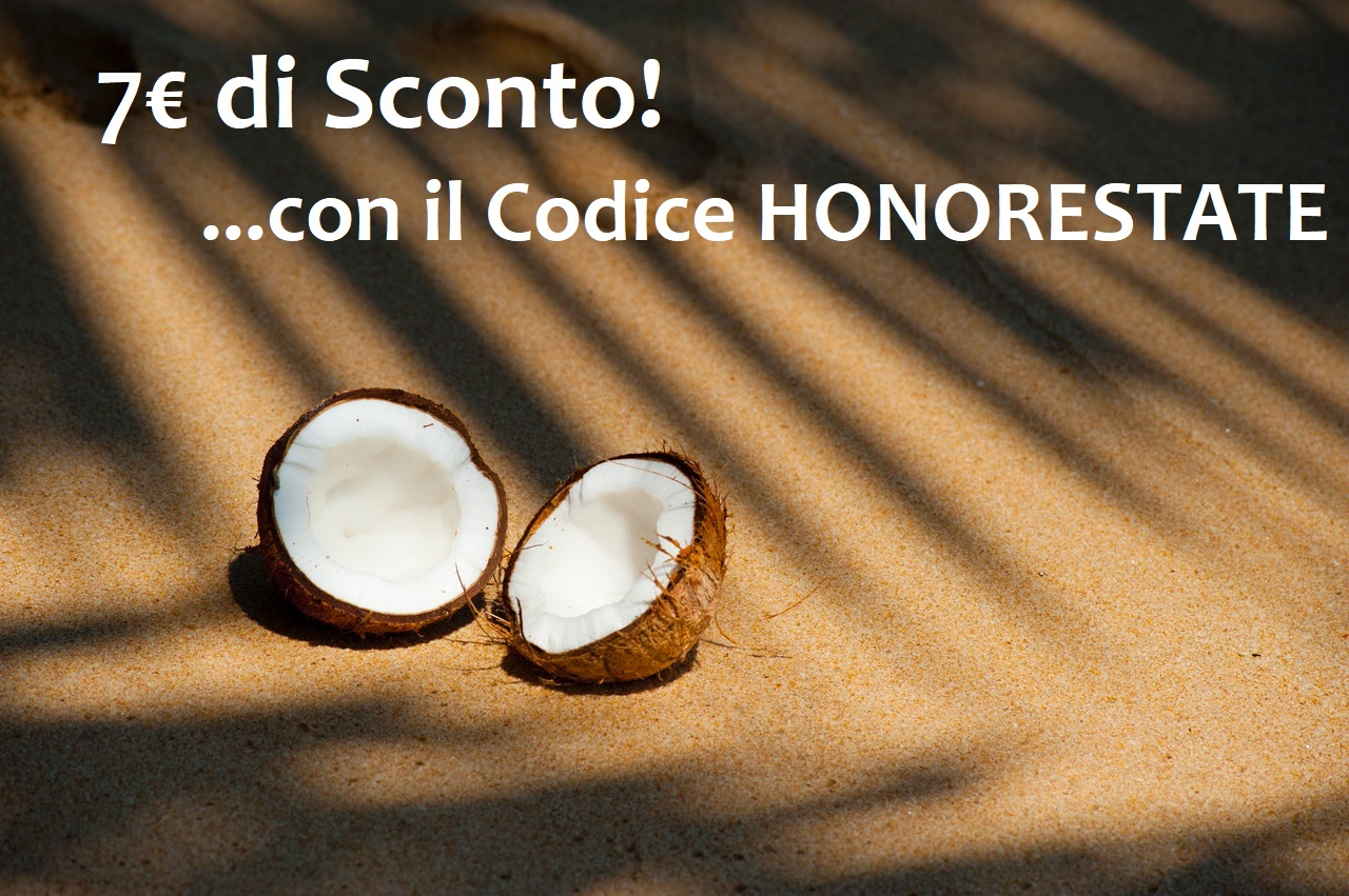 honorestate codice sconto honorbuy.it