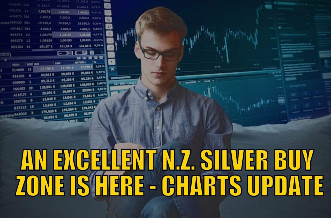 An Excellent N.Z. Silver Buy Zone is Here - Charts Update Dec 2020