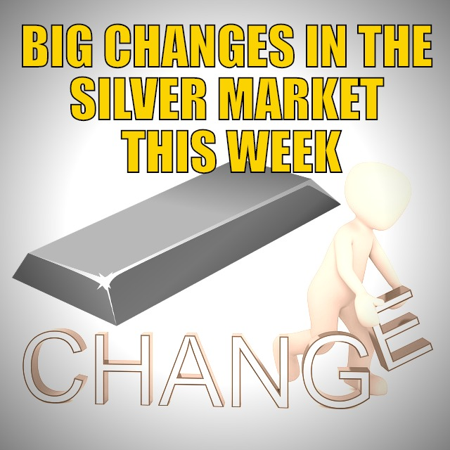 Changes in Silver MAket