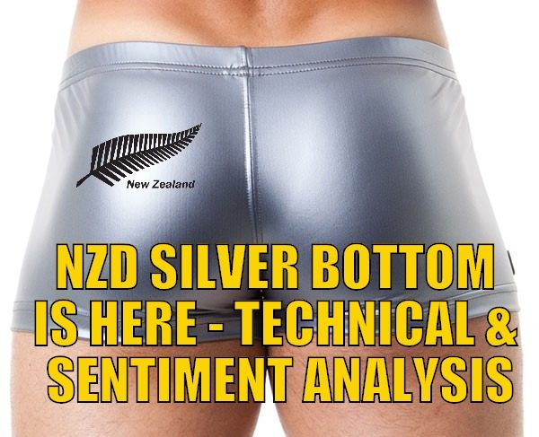 Silver bottom is here