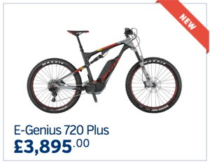 Scott E-Genius 720 Plus