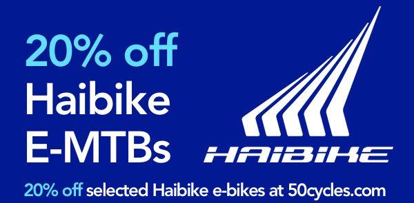 Haibike offer