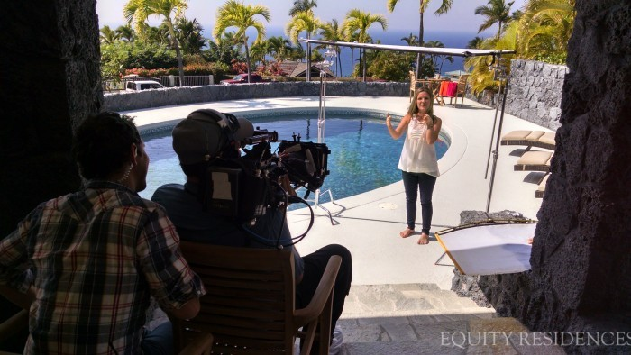 HGTV Big Island Shoot