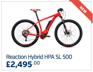 Reaction Hybrid HPA SL 500