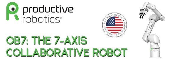 Productive Robotics OB7 Family