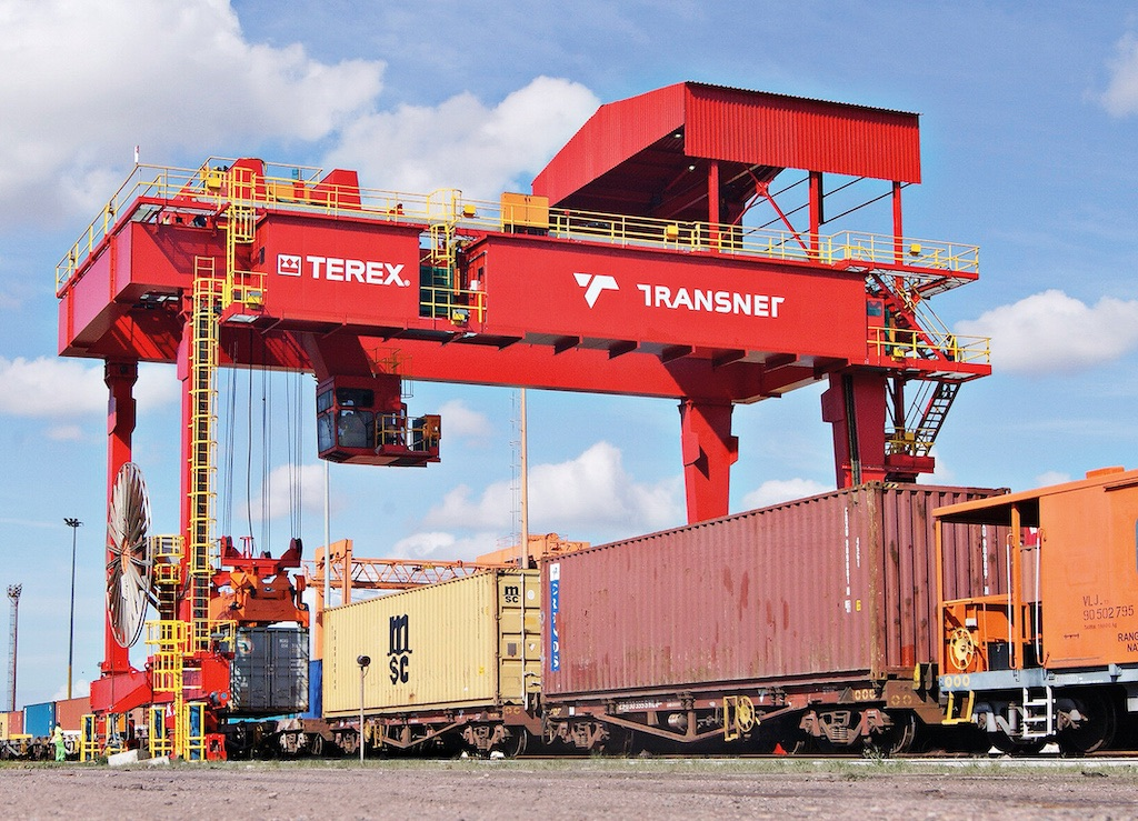 Transnet Container Crane (RTG)